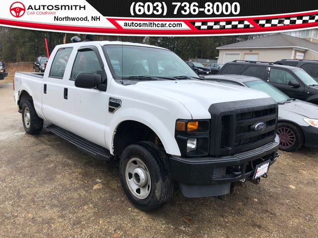 2008 ford f250 super duty crew cab xl pickup 4d 6 3 4 ft cars - epsom, nh at geebo