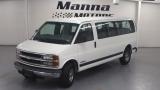 Chevrolet Express Van 2001