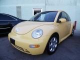 Volkswagen New Beetle Coupe 2003