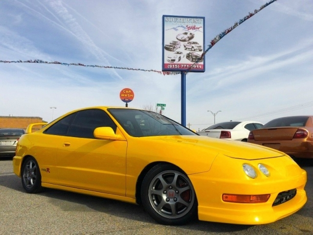 sell used 2000 acura integra type r 00 0512 no reserve honda ni in el paso texas united states. Black Bedroom Furniture Sets. Home Design Ideas