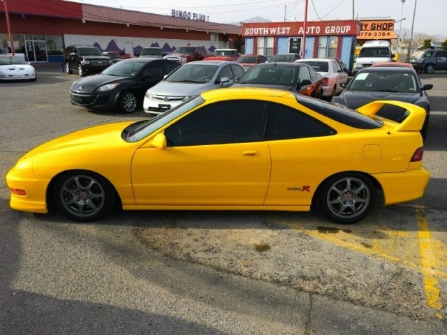 sell used 2000 acura integra type r 00 0512 no reserve. Black Bedroom Furniture Sets. Home Design Ideas