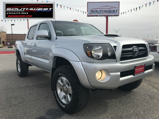 2008 toyota tacoma prerunner v6 cars trucks by autos post for Texas department of motor vehicles el paso tx