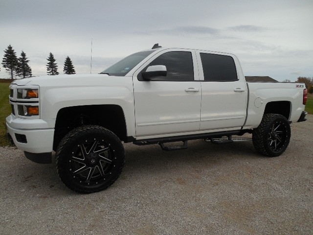 Image gallery 2015 z71 lifted