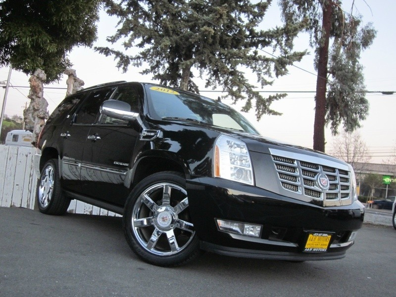 2012 cadillac escalade for sale in san jose ca cargurus. Black Bedroom Furniture Sets. Home Design Ideas