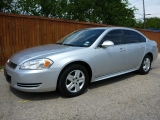 Chevrolet Impala LS Sedan Warranty We Finance 2009
