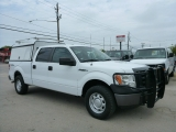 Ford F-150 Crew Cab 4x4 UTILITY Short Bed 2011