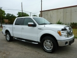 Ford F-150 Crew Cab 4x4 Lariat Short Bed HTD/CLD Seats 2010