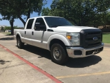 Ford F-250 XL 2WD CREW CAB SHORT BED GAS 2011