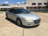 Chrysler SEBRING TOURING CONVERTIBLE AUTOMATIC 2006