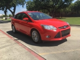 Ford FOCUS SEL LEATHER AUTOMATIC SEDAN 2012