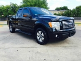 Ford F-150 TEXAS EDITION EXTENDED CAB 2WD SHORT BED 2011
