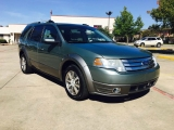 Ford TAURUS X SEL WAGON 3RD ROW SEAT AUTOMATIC 2008