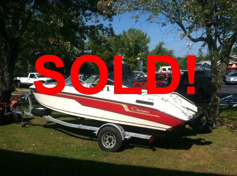1988 champion celebrity 18 39 boat financing available for Vermont department of motor vehicles south burlington vt