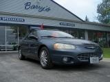 Chrysler Sebring Convertible Limited 2002