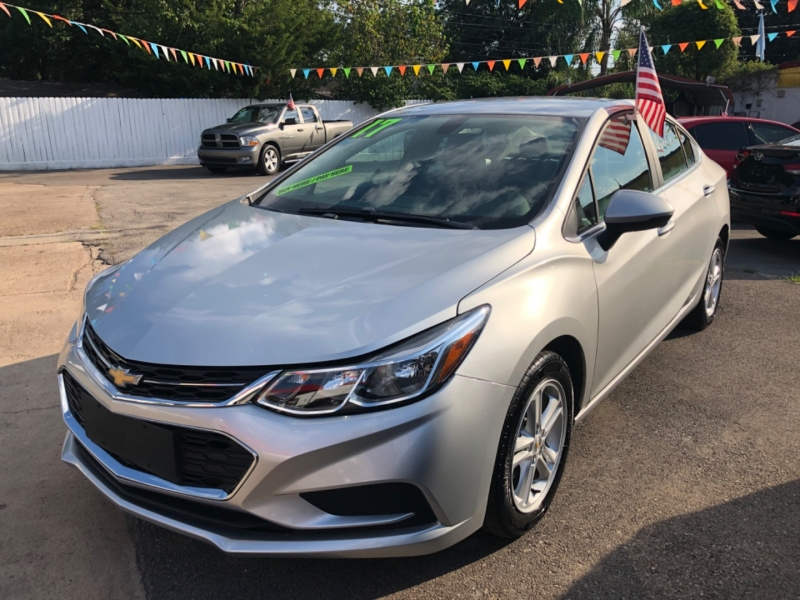 2017 chevrolet cruze 4dr sdn 1.4l lt w 1sd 2500 down cars - houston, tx at geebo