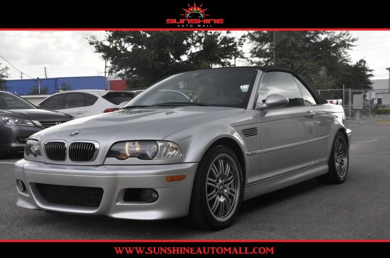 BMW M3 SMG Convertible 2003