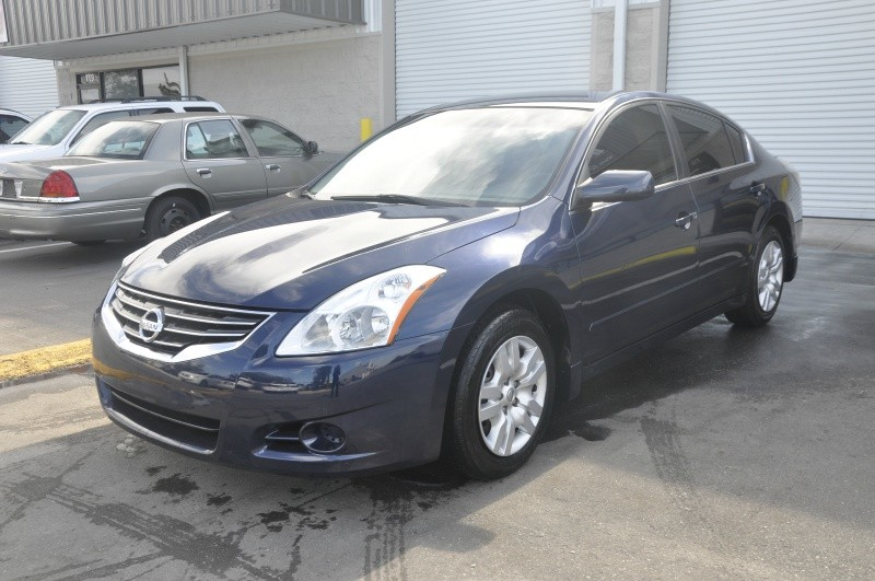 Nissan Altima 2.5S 2010