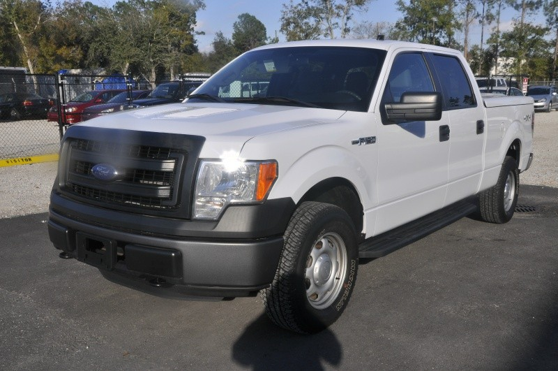 Ford F-150 4WD 157