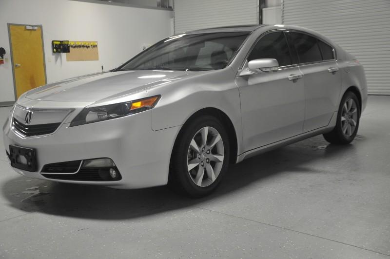 Acura TL Tech 2WD Nav 2013