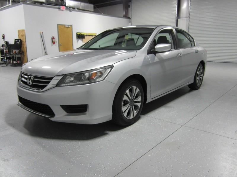 Honda Accord Sedan LX 2013