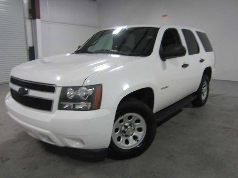 Chevrolet Tahoe 4WD 2011