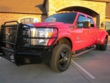 Ford Super Duty F-350 DRW 2011