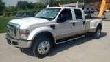 Ford Super Duty F-450 DRW 2008