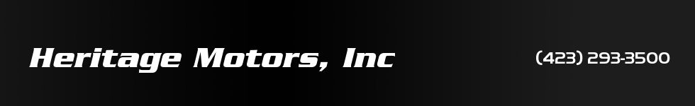 Heritage Motors, Inc. (423) 293-3500
