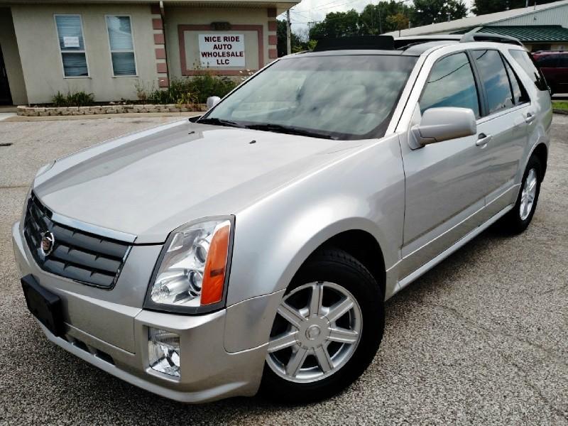 $7,700, 2005 Cadillac SRX