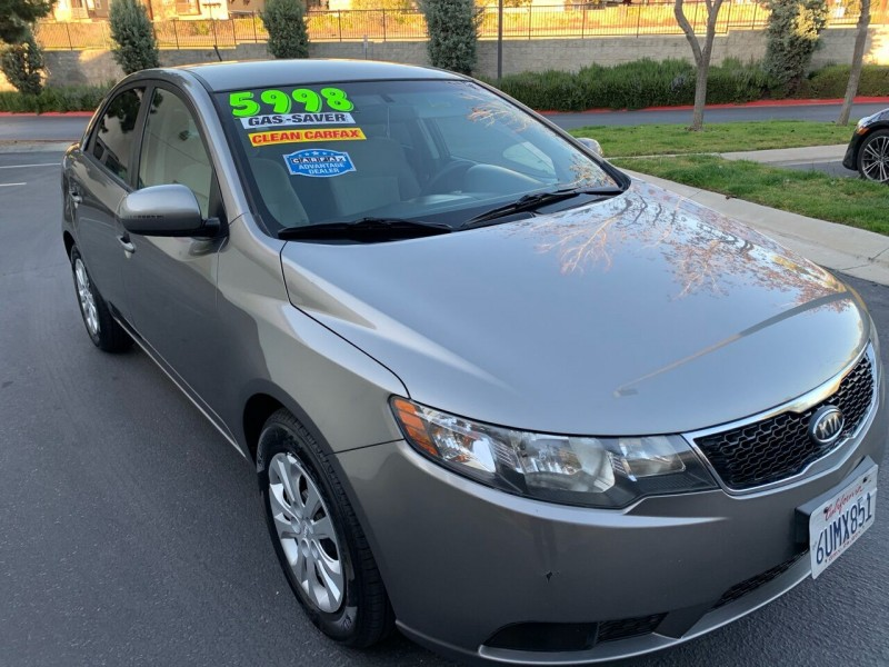 2012 kia forte ex 4dr sedan 6a cars - glendora, ca at geebo