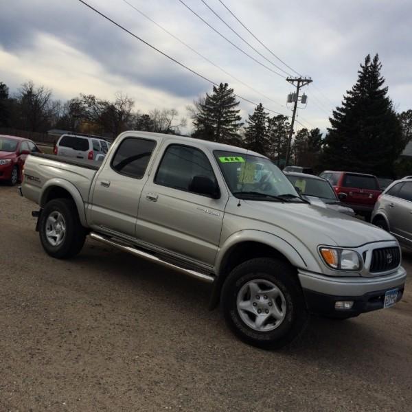 Used Toyota Under 5000: Used Toyota Tacoma For Sale Bemidji, MN