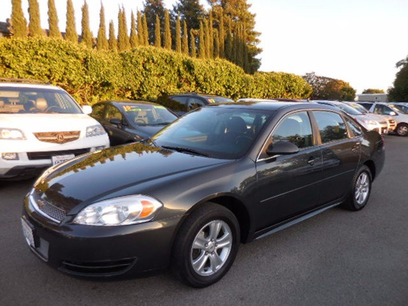 2013 Chevrolet Impala LS Fleet 4dr Sedan We are pleased to offer a wonderful 2013 Chevrolet Impala