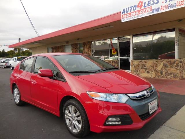 2012 Honda Insight EX NaviCamera We are excited to offer a great 2012 Honda Insight EX Navi Camer