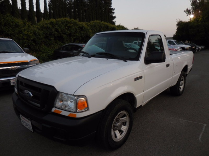 2007 Ford Ranger XL 2WD Up for sale is a fabulous 2007 Ford Ranger that is White in color and that