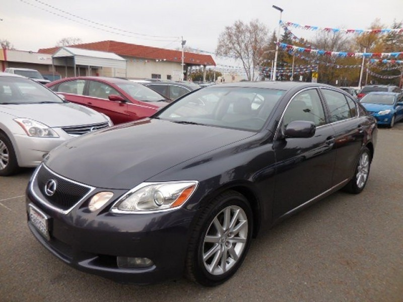 2006 Lexus GS GS 300 We are excited to offer a great 2006 Lexus GS with low miles that is Gray in