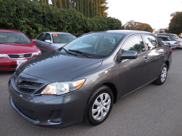 2013 Toyota Corolla L Up for sale is a terrific 2013 Toyota Corolla that is Gray in color and tha