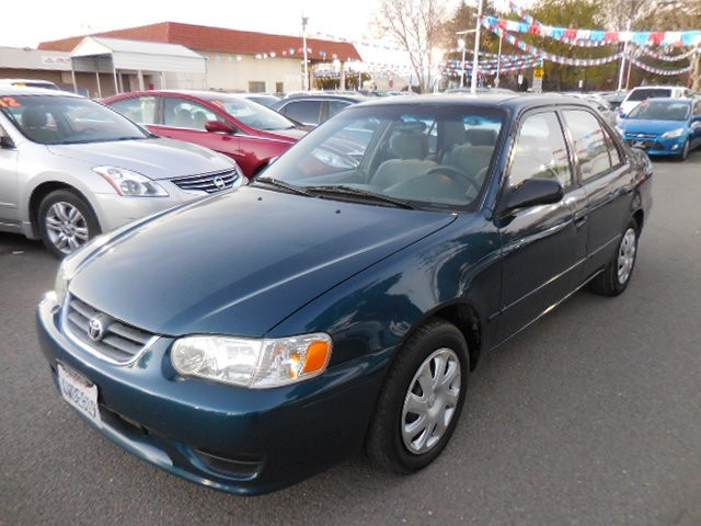 2002 Toyota Corolla LE Now for sale is a wonderful 2002 Toyota Corolla LE with 99k miles that is B