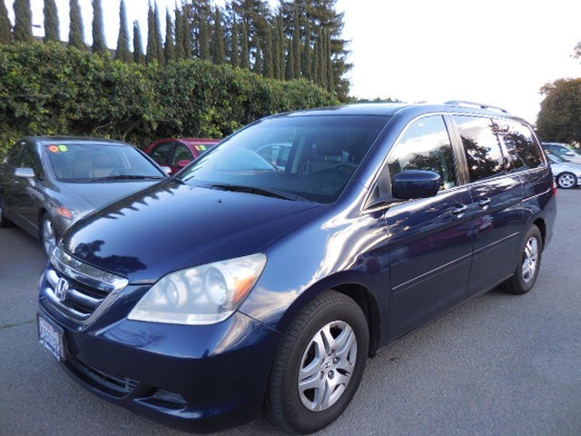 2007 Honda Odyssey EX w Leather Up for sale is a terrific 2007 Honda Odyssey EX w Navigation Le