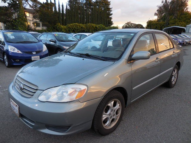 2003 Toyota Corolla LE Up for sale is a very nice 2003 Toyota Corolla LE with low miles that is Gr