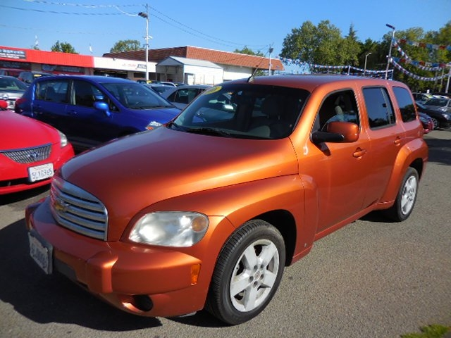 2008 Chevrolet HHR LT1 Now for sale is an excellent 2008 Chevrolet HHR LT1 that is Orange in color