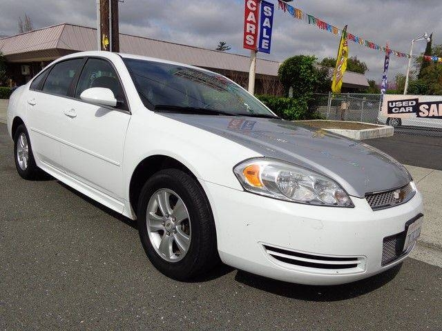 2013 Chevrolet Impala LS Fleet 4dr Sedan We are pleased to offer a beautiful 2013 Chevrolet Impala