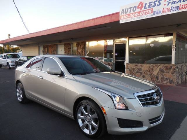 2014 Cadillac ATS 20T Luxury 4dr Sedan Now for sale is a great 2014 Cadillac ATS 20T Luxury 4dr
