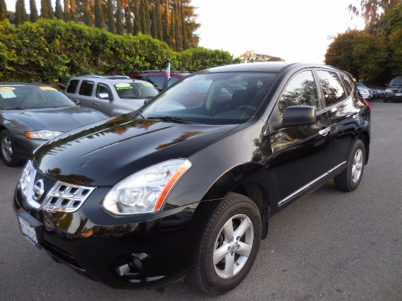 2012 Nissan Rogue Special Edition Now for sale is a sublime 2012 Nissan Rogue that is Black in col