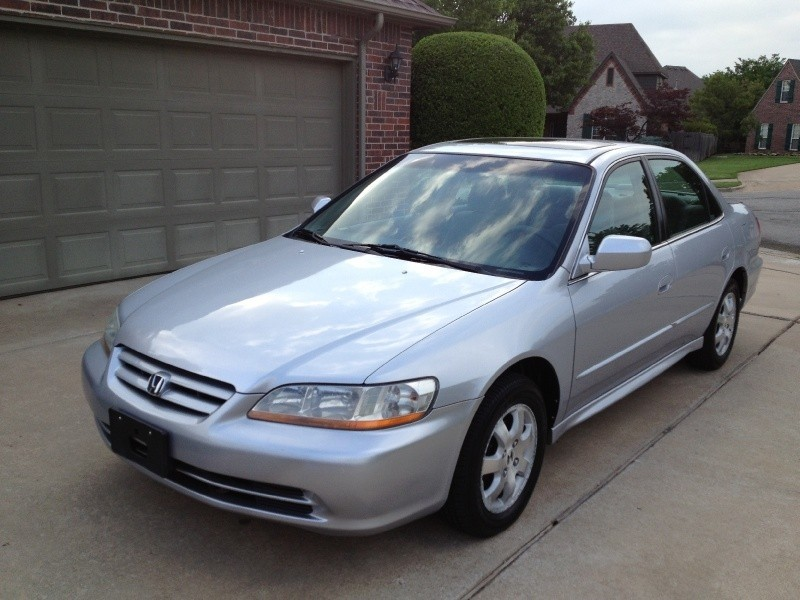 2001 honda accord owners manual