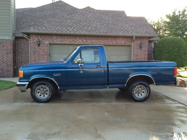 1990 ford f 150 styleside quot s quot 117 quot wb auto factory llc auto dealership in broken arrow