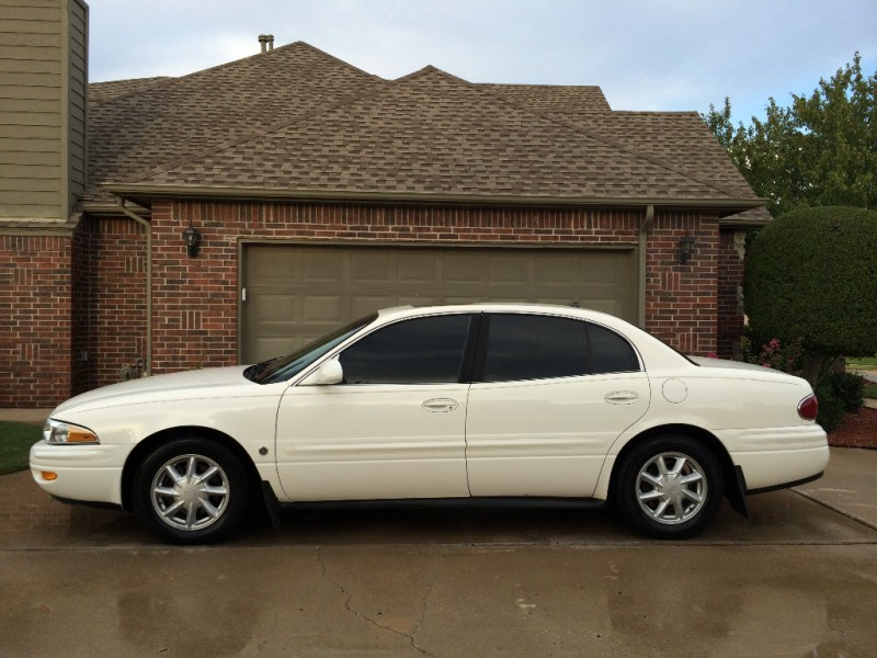 2003 Buick Lesabre Limited White Carfax Certified Well