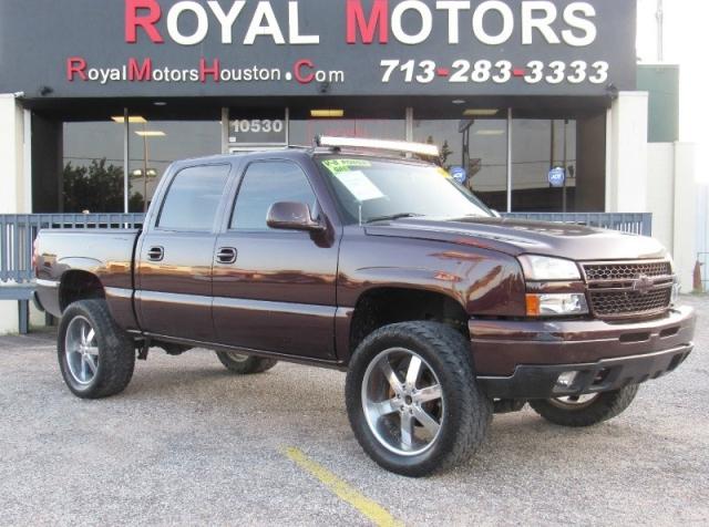 2005 Chevrolet Silverado 1500 LS, Lifted, Loaded!