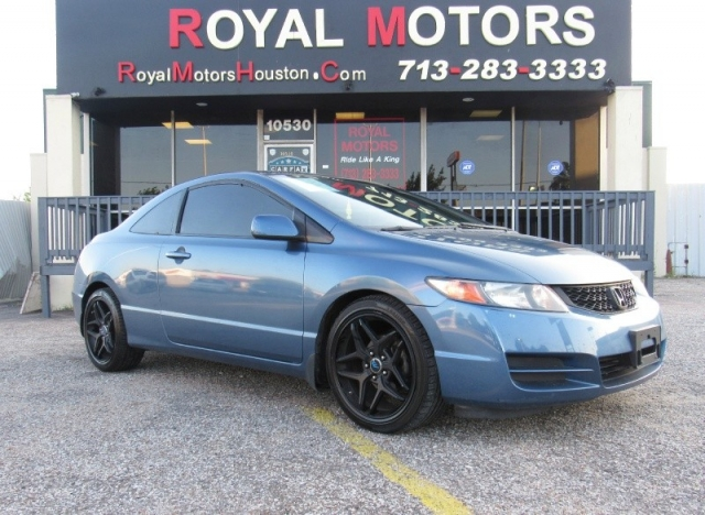 $8,995, 2010 Honda Civic Coupe - LX - Rims - 65K Miles ONLY!