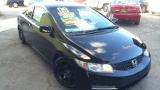 Honda Civic Cpe 2009
