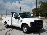 Ford Super Duty F-250 Utility 2008